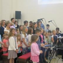 004 Dječji zbor župe sv. Ane Križevci