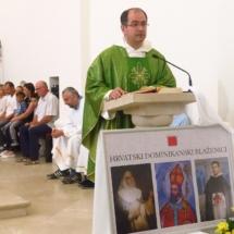 002 Fr. Anto Gavrić propovijeda