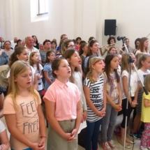 003 Dječji zbor župe sv. Ane