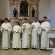 006 Zbor dominikanskih bogoslova