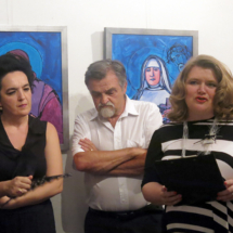 HSIB u Trogiru 2015 - Tanja vodi web